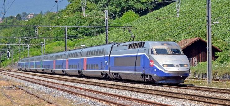 Der doppelstöckige TGV Duplex